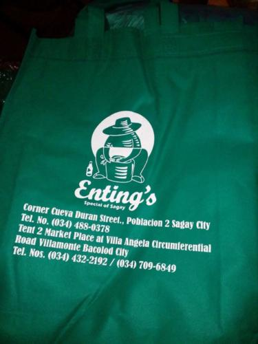 eco bag mandaue sample